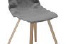 Emplacement Chaise Dent Wood Soft - Disponible en plusieurs couleurs - Mobilier