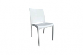 Emplacement Chaise design blanche