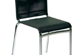 Emplacement Chaise NET Z/A noir - Mobilier - Moyenne et longue durée, min. 1 MOIS