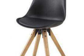 Emplacement Chaise Orso pro noir - Mobilier