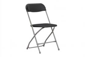 Emplacement Chaise pliante Samsonite noire