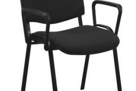 Emplacement Chaise sapri noir - Mobilier de bureau