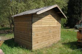 Emplacement Stands - Chalets en bois pour vos évènements en extérieur -  Pas disponibles fin novembre et décembre
