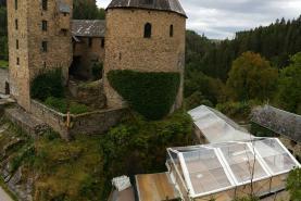 Emplacement Chapiteau en alu - structure de 500 m2 - pour fêtes privées, soirées dansantes, bals de village, concerts