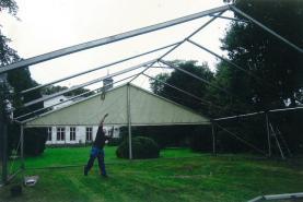 Emplacement Chapiteau 6m x15m modulable