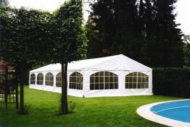 Emplacement Tente - Chapiteau classique - Tonnelle - Lieux de réception