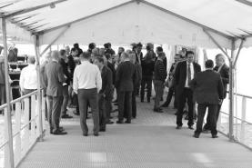 Emplacement Tente de réception et chapiteaux - Espace événementiel