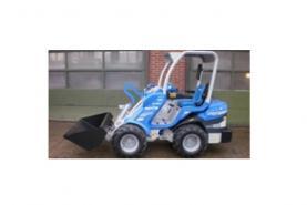 Emplacement Chargeur sur pneu Multione - Chargeuse - Matériel de chantier - Manutention