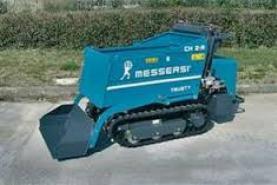 Emplacement Dumper sur chenilles - Manutention - Machines de chantier - Brouette motorisée