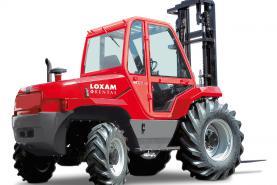 Emplacement Chariot industriel thermique 2.5t/4.3m