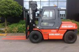 Emplacement Chariot élévateur - Machine de chantier - Manutention