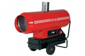 Emplacement Chauffage EC55