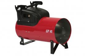 Emplacement CHAUFFAGE GP45