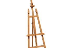 Emplacement Chevalet en bois - Mobilier