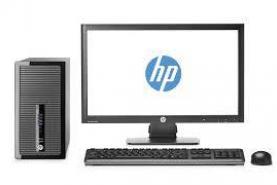 Emplacement PC complet tour/écran/clavier/souris