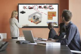 Emplacement Ecran TV  dans votre salle de réunion
