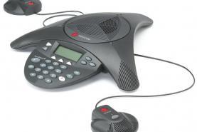 Emplacement Téléphone de conférence - Polycom
