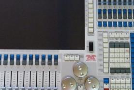 Emplacement Console dmx Tiger Touch - Controleur DMX - Eclairage