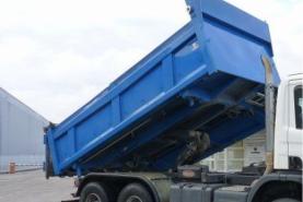 Emplacement Container-conteneur tout venant 8m³