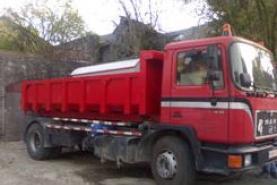 Emplacement Containers 8m³, 10m³ (au plus)  Conteneurs TERRE (option aménagement d'espaces extérieurs)