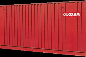 Emplacement Container de stockage 32m3