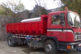 Emplacement Conteneurs - Containers 8m³, 10m³ ou plus - déchets dangereux/toxiques (AMIANTE)