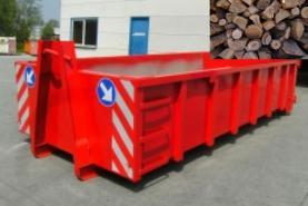 Emplacement Container - Conteneur pour transport de BOIS - 8m³, 10m³, 12m³, 15m³, 20m³, 30m³ & 45m³