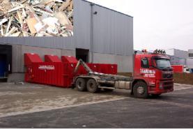 Emplacement Container à bois - Conteneur de transport - Benne 8m³, 10m³, 12m³, 15m³, 20m³, 30m³ & 45m³ en location