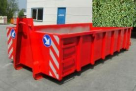 Emplacement Container - Conteneur pour transport de DECHETS VERTS - ARBRES - FEUILLAGES - BRANCHAGES - 8m³, 10m³, 12m³, 15m³, 20m³, 30m³ & 45m³