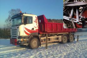 Emplacement Container/Conteneur pour transport de déchets encombrants à Marche-en-Famene (8m³, 10m³, 12m³, 15m³, 20m³, 30m³ & 45m³)
