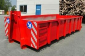 Emplacement Container - Conteneur pour transport de TERRE - 8m³, 10m³, 12m³, 15m³, 20m³, 30m³ & 45m³