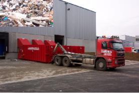Emplacement Container tout venant - mélanges - Conteneur de transport - Benne 8m³, 10m³, 12m³, 15m³, 20m³, 30m³ & 45m³