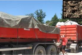 Emplacement Container - Conteneur 8m³, 10m³, 12m³, 15m³, 20m³, 30m³ & 45m³ - Transport de terre - Boue - Argile