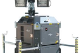 Locatie Hydro power cube - Mobiele lichtmasten en werfverlichting