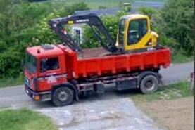 Emplacement Conteneurs - Containers 8m³, 10m³ (ou plus) BRIQUES - BRIQUAILLONS (Déchets classe 3)