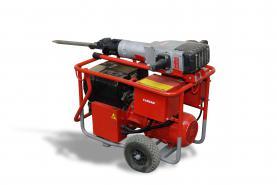 Emplacement Marteau démolisseur électrique 15 kg