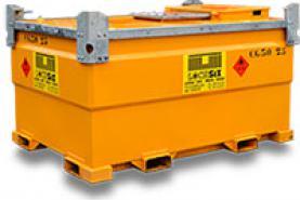 Emplacement Cuves ADR - Cuves de stockage de fioul 3000l