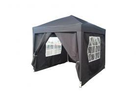 Emplacement Tentes anthracites - chapiteaux - tonnelles pour vos événements, foires, salons, réceptions...