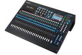 Emplacement Digital mixing table - Table de mixage - Matériel sonorisation