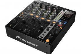 Emplacement Table de mixage Pioneer DJM 750 K