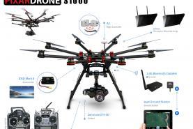 Emplacement Surveillance aérienne par drone - Contrôle des foules lors d'événements - Vérification de la sécurité d'un chantier/structure - Photos et vidéos - AVEC OPERATEUR
