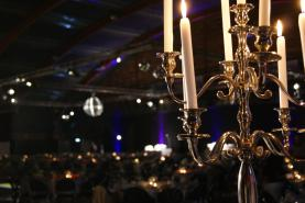 Emplacement chandelier