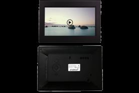Emplacement Ecrans 7'' (pouces) à 17'' (pouces) - écrans avec fourniture et options