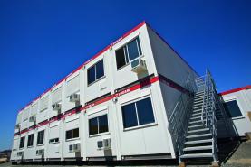 Emplacement Construction container modulaire sanitaire/bureau r/r+2 - Modules