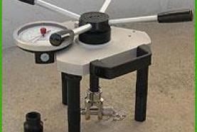 Emplacement Extractomètre - Dynafor - Tire fort - Appareil/Outil de mesure pour extraction ou arrachement