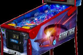 Emplacement Flipper - Pinball - Matériel professionnel pour horeca, cafés, bistrot - Jeux et divertissements