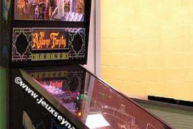 Emplacement Flipper - Pinball - Jeux d'arcade pour cafés, bistros, casinos, hôtels, restaurants - Billard électrique