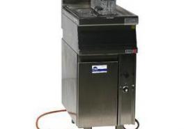 Emplacement Friteuse au gaz 18L - Matériel traiteur