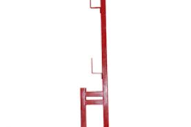 Emplacement Garde-corps à pince - Travail en hauteur - Protection contre les chutes