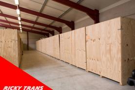 Emplacement Box de stockage - garde-meubles - locaux - espaces de rangement avant déménagement